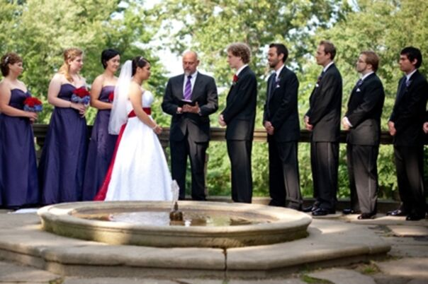 Officiants premarital counseling in manhattan ny the knot for Wedding officiant long island