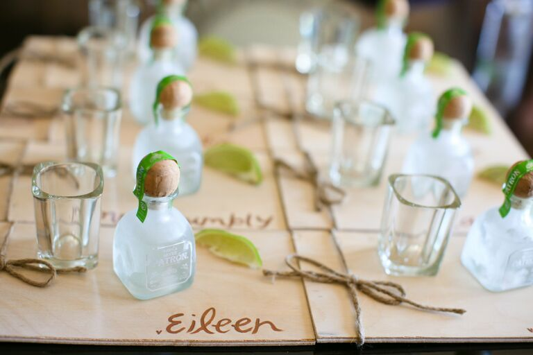 Happy National Tequila Day 5 Ways To Add It To Your Wedding