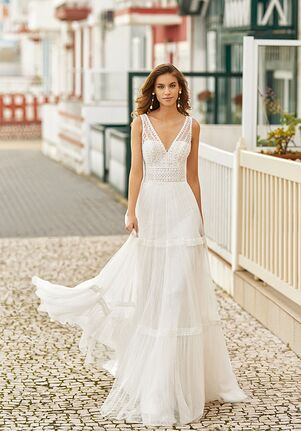 Rosa Clará Soft HASNA Sheath Wedding Dress