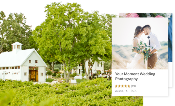 Find Your Wedding Vendor Matches Your Wedding Vision