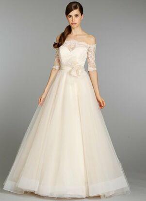 Tara Keely by Lazaro 2358 Ball Gown Wedding Dress