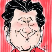 New York City, NY Caricaturist | VIRTUAL ENTERTAINMENT by SPEED SKETCHERS