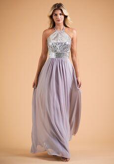 B2 Bridesmaids by Jasmine B223016 Halter Bridesmaid Dress