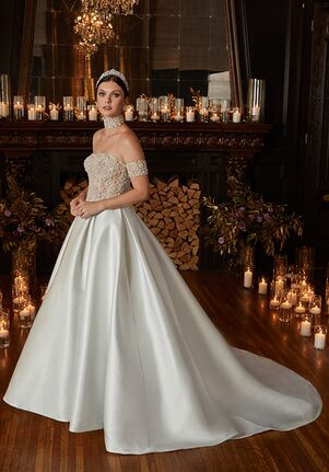 Amaré Couture C164 Ari Ball Gown Wedding Dress