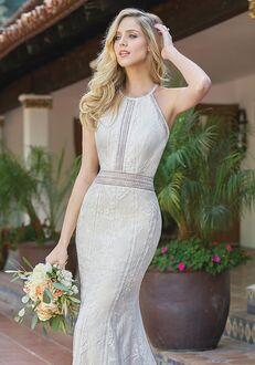 Jasmine Collection F201056 Mermaid Wedding Dress