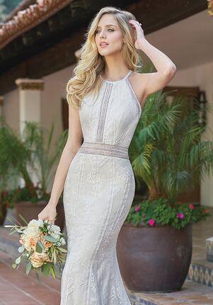 Jasmine Bridal F201056 Mermaid Wedding Dress