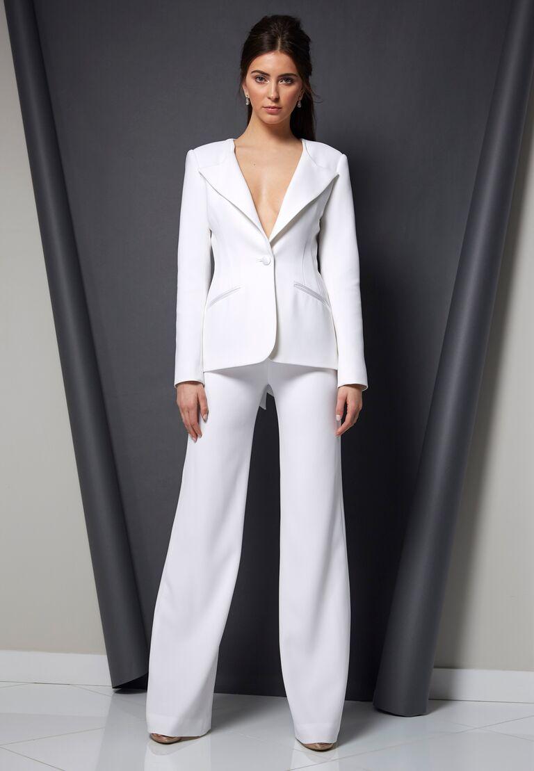 Randi Rahm Spring 2020 Bridal Collection bridal suit