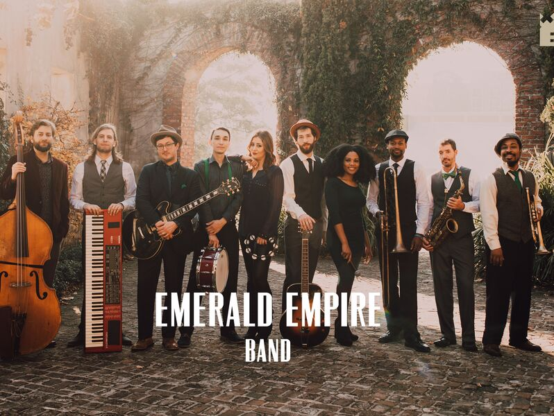 Emerald Empire Band - Cover Band - Greenville, SC