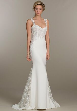 Tara Keely by Lazaro 2501 Mermaid Wedding Dress