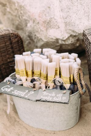 Guest Ceremony Sand Brushes