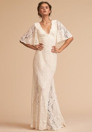 Save Money Wedding Dress - The chic and lovely Elodie
