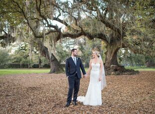 Former New Orleans, Louisiana, residents Chanel Brennan (28 and a preschool teacher) and Navid Brewster (31 and a lawyer) returned to the Big Easy wit