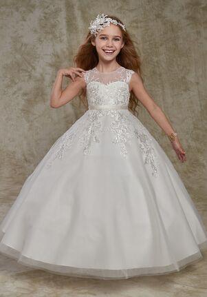 girl wedding dress