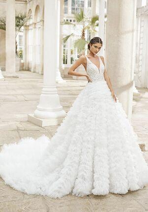 Rosa Clará TUSET Ball Gown Wedding Dress
