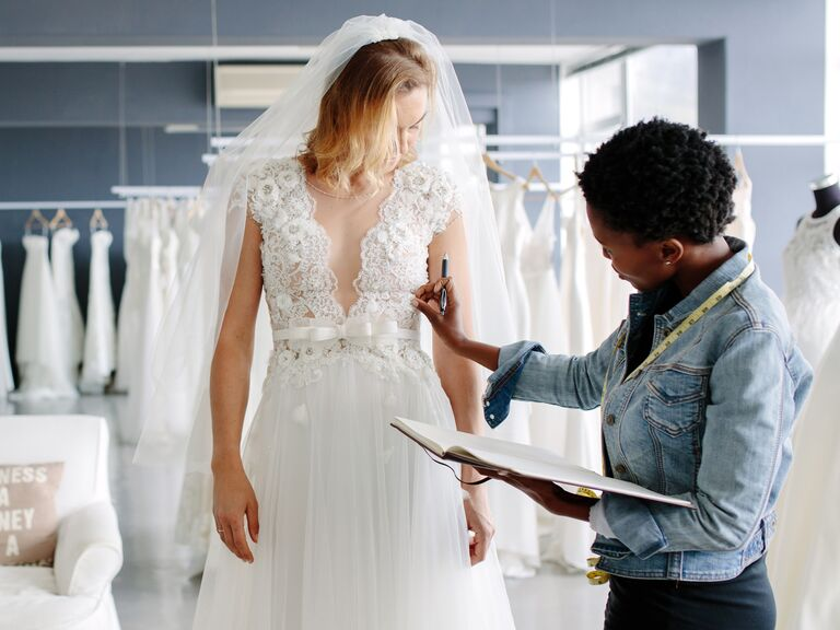 How To Find A Wedding Dress Designer You Love