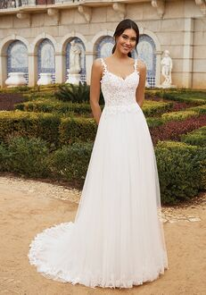 Sincerity Bridal 44247 A-Line Wedding Dress