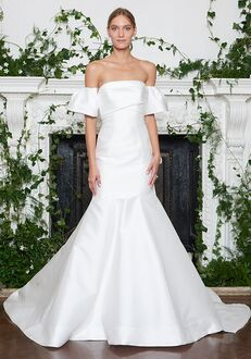 1a55a3a2f7ca3 Monique Lhuillier Winston Mermaid Wedding Dress