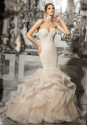Morilee by Madeline Gardner Marguerit   Style 8172 Mermaid Wedding Dress