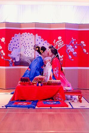 Traditional Korean Ceremony