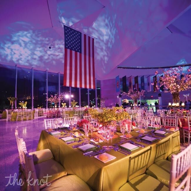 Reception at The National Constitution Center