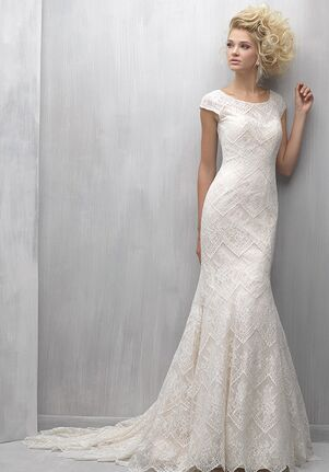 Madison James MJ258 Sheath Wedding Dress