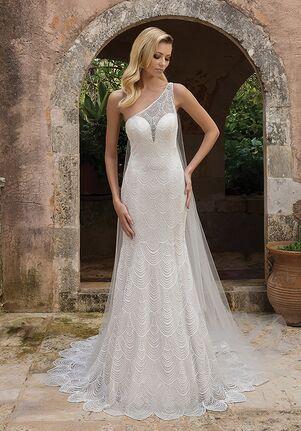 935e3e0fe148 One-Shoulder Wedding Dresses
