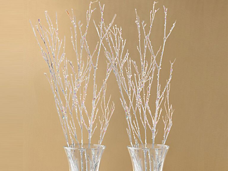 White Branches