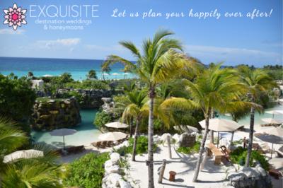 Exquisite Destination Weddings & Honeymoons