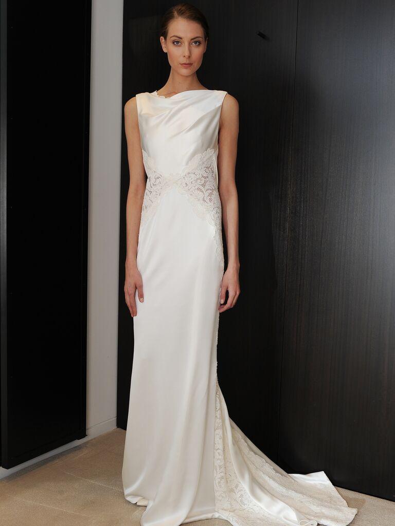 J. Mendel Wedding Dresses Spring 2015 Hit Bridal Fashion Week