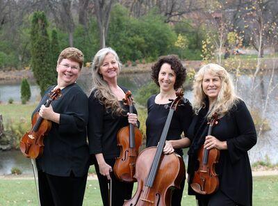 The Birchwood String Quartet - Awarded Best of 2019!
