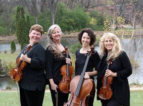The Birchwood String Quartet - Awarded Best of 2018!