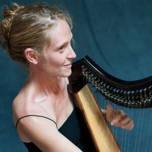 Providence, RI Harpist | Shelley Otis