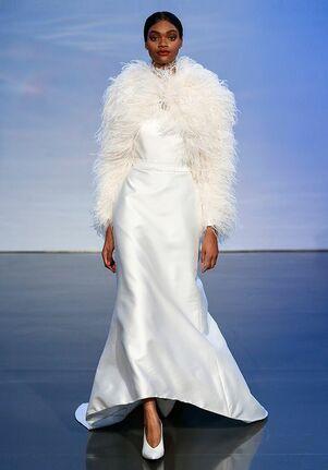 Justin Alexander Signature Verbier Sheath Wedding Dress
