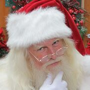 Riverside, CA Santa Claus | Santa For The Holidays