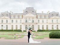 A Classic, Romantic Wedding at Chateau D'artigny in Montbazon, France
