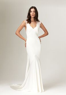 Savannah Miller Alma Sheath Wedding Dress