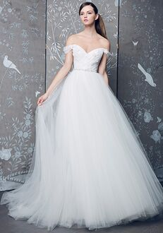 Legends Romona Keveza L8150+Belt Ball Gown Wedding Dress