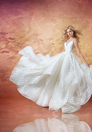 Hayley Paige Decklyn 6661 Ball Gown Wedding Dress