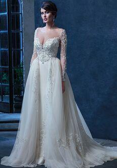 Amaré Couture C128 Penelope Ball Gown Wedding Dress