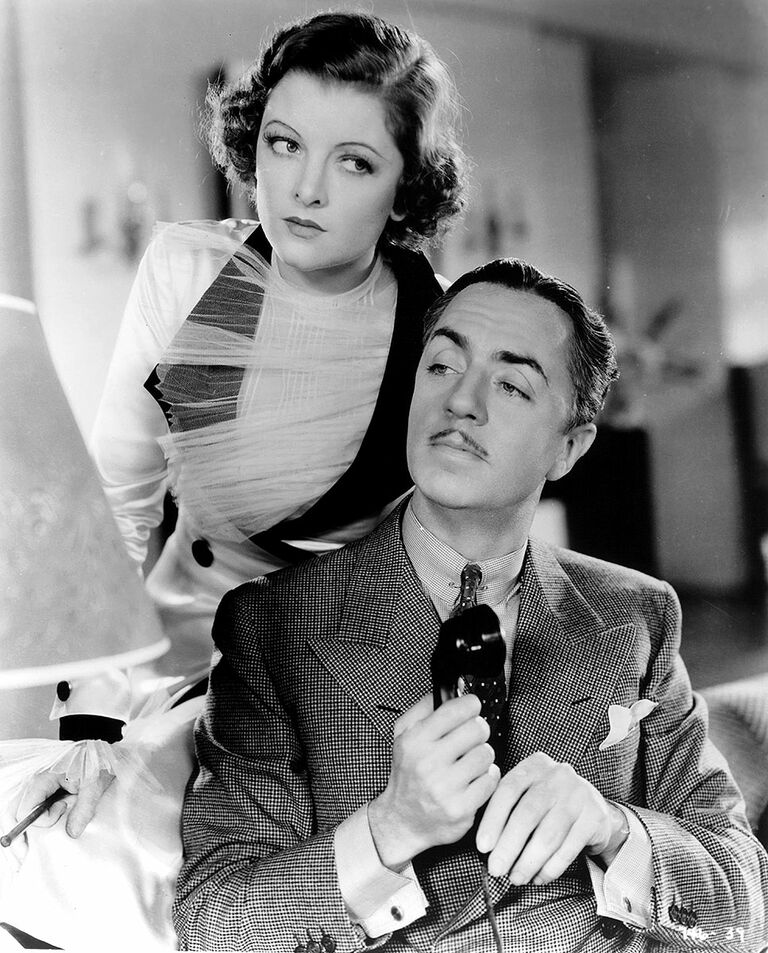 The Thin Man famous movie couples