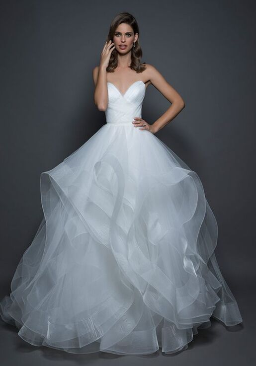 Love By Pnina Tornai For Kleinfeld 14601 Ball Gown Wedding Dress