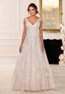 Stella York 6649 A-Line Wedding Dress
