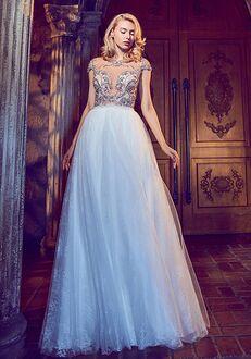 Calla Blanche 17264AS Abbey Sheath Wedding Dress