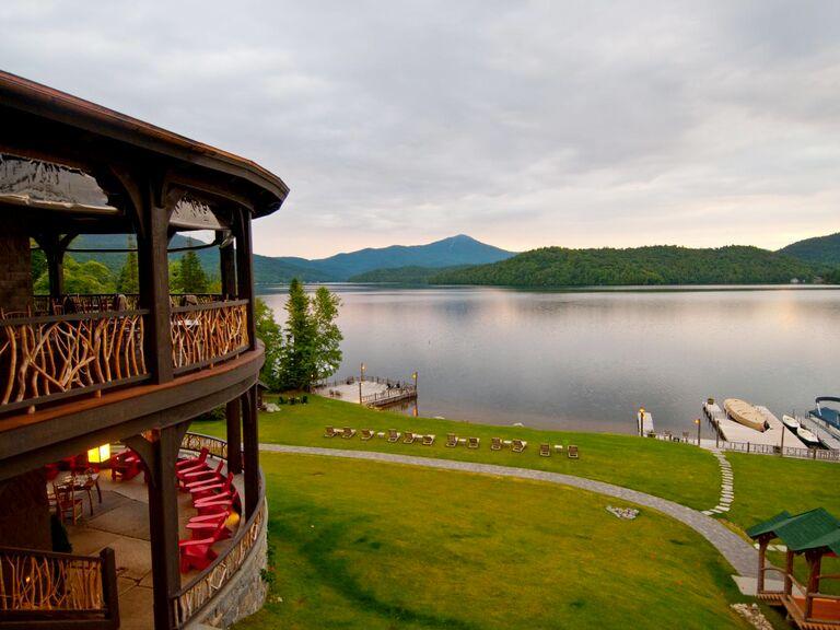 Lake Placid Lodge Lake Placid, New York