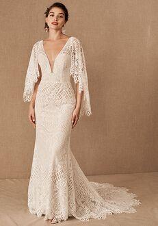 BHLDN Odalis Gown A-Line Wedding Dress