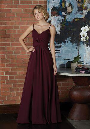 Morilee by Madeline Gardner Bridesmaids 21592 V-Neck Bridesmaid Dress