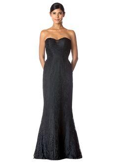 Bari Jay Bridesmaids 1763 Strapless Bridesmaid Dress