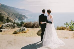Elegant, Rustic Big Sur Wedding