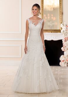Stella York 6748 A-Line Wedding Dress