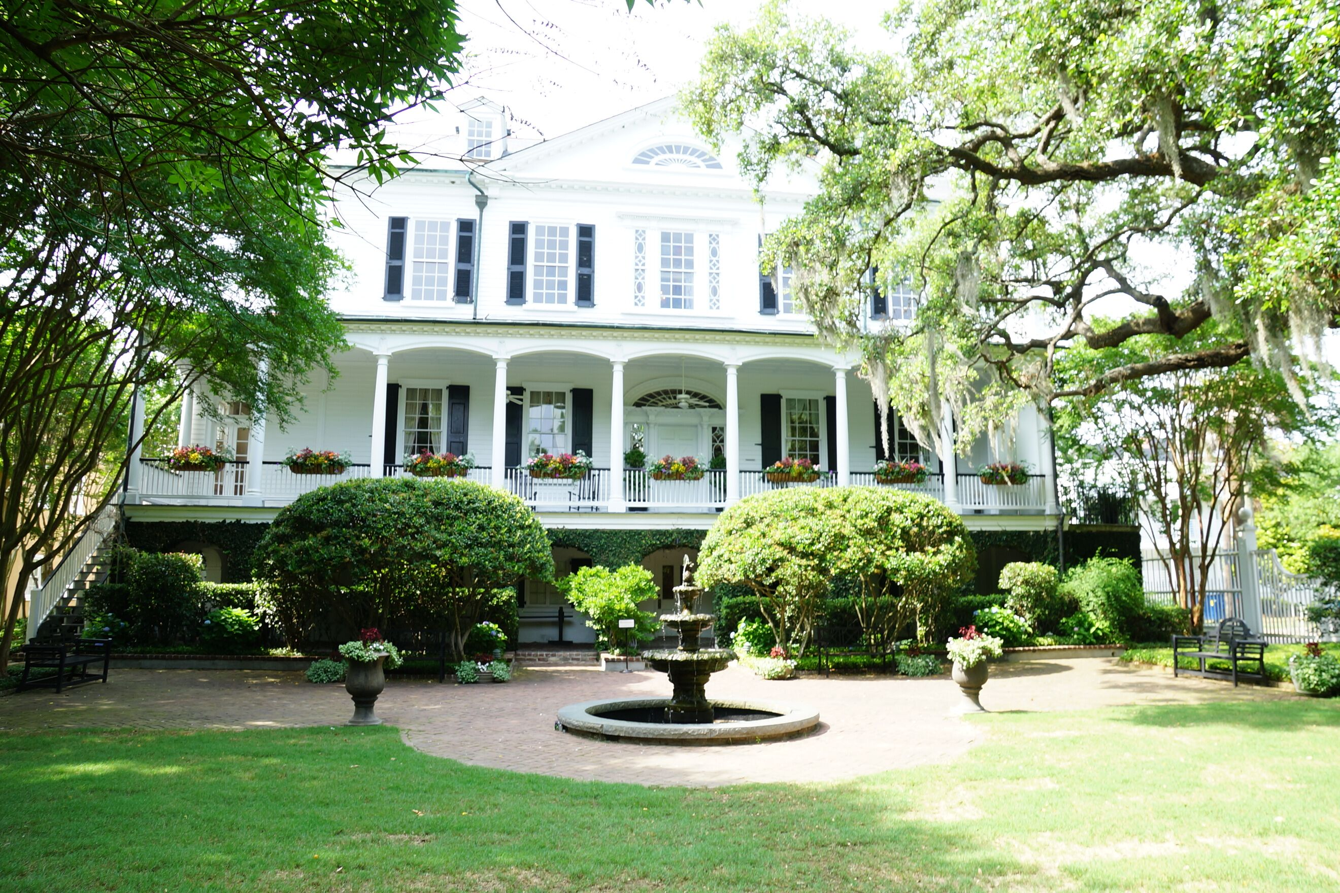 Wedding reception venues in charleston sc the knot governor thomas bennett house junglespirit Images